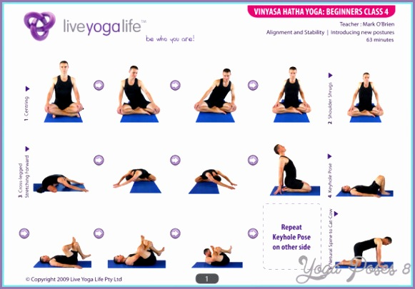 hatha yoga poses sequence