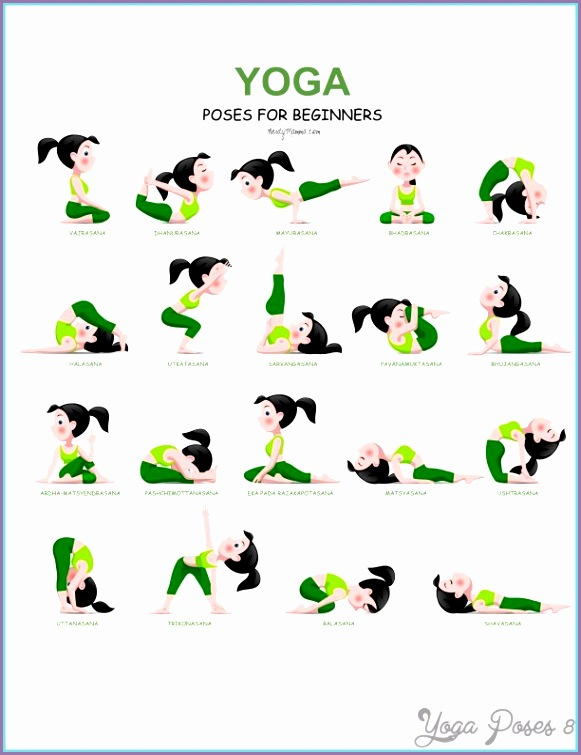 basic yoga poses and names
