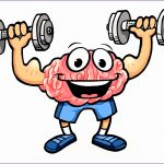 8 Exercise Cartoons Clip Art