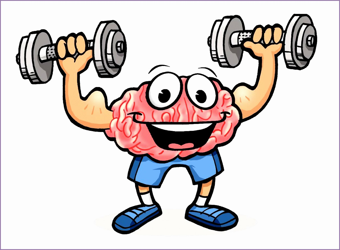 exercise cartoon images