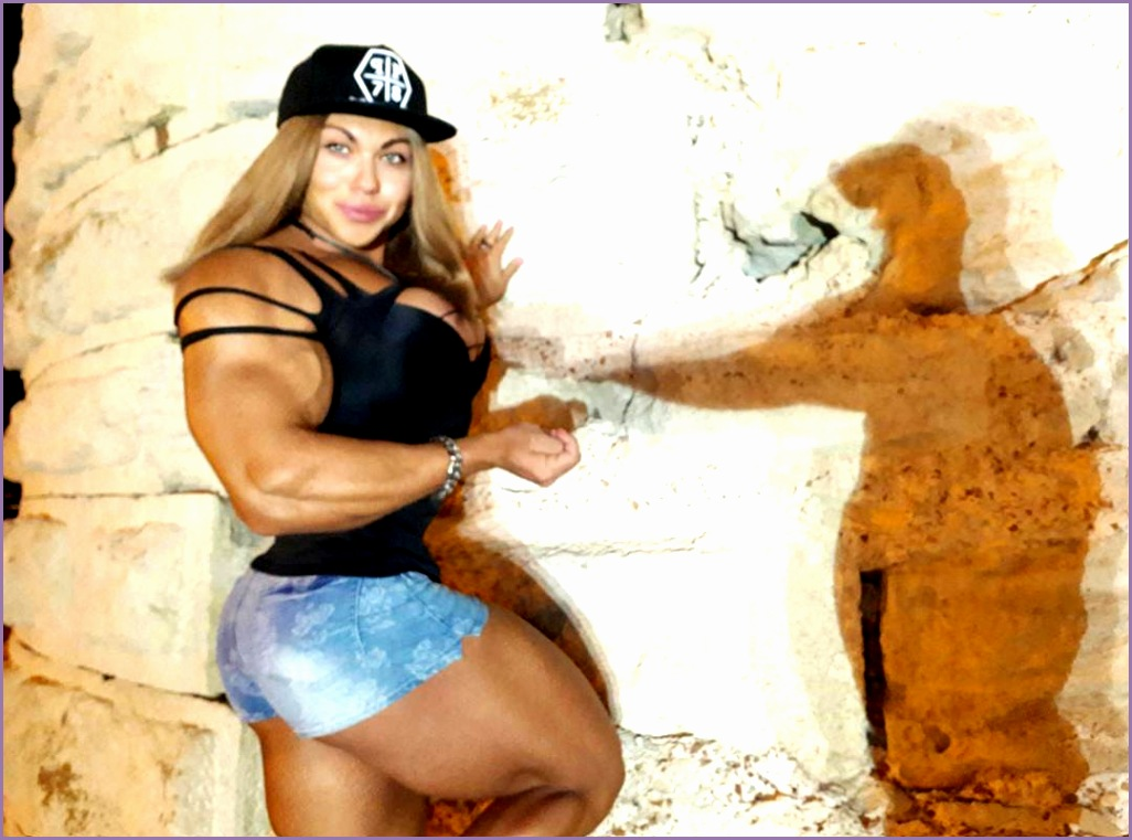 meet the biggest russian female bodybuilder