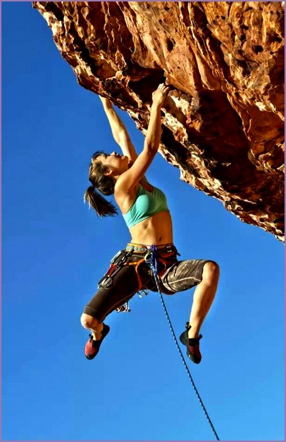 climber girls