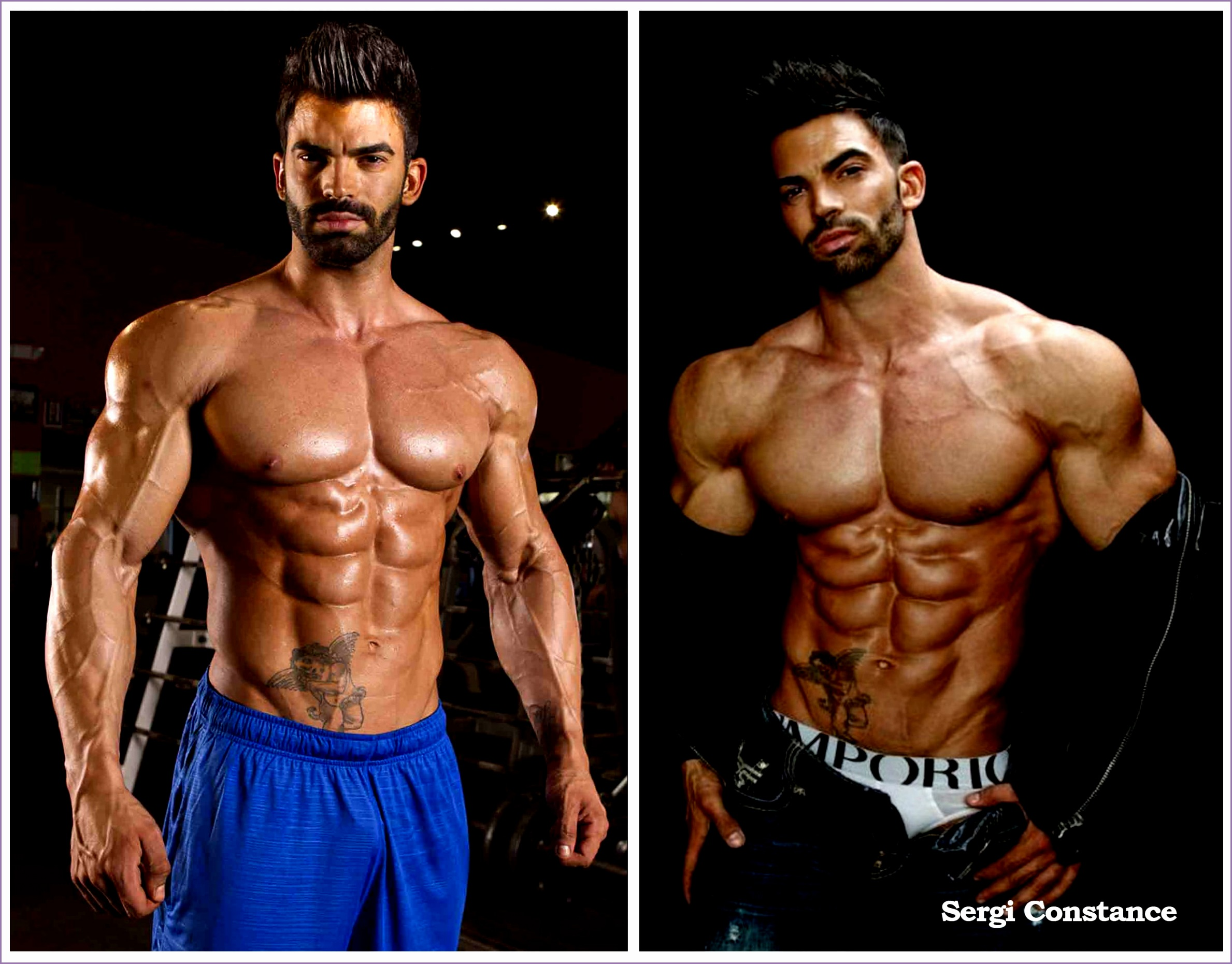 20 top male fitness models