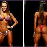 4  Female Fitness Models Glutes
