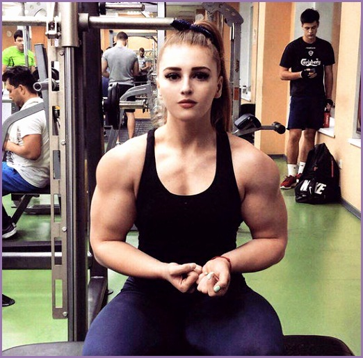julia vins bodybuilding barbie