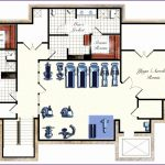 7 Fitness Center Design Layout