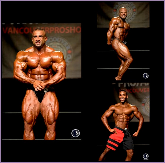 ifbb and npc petition photos