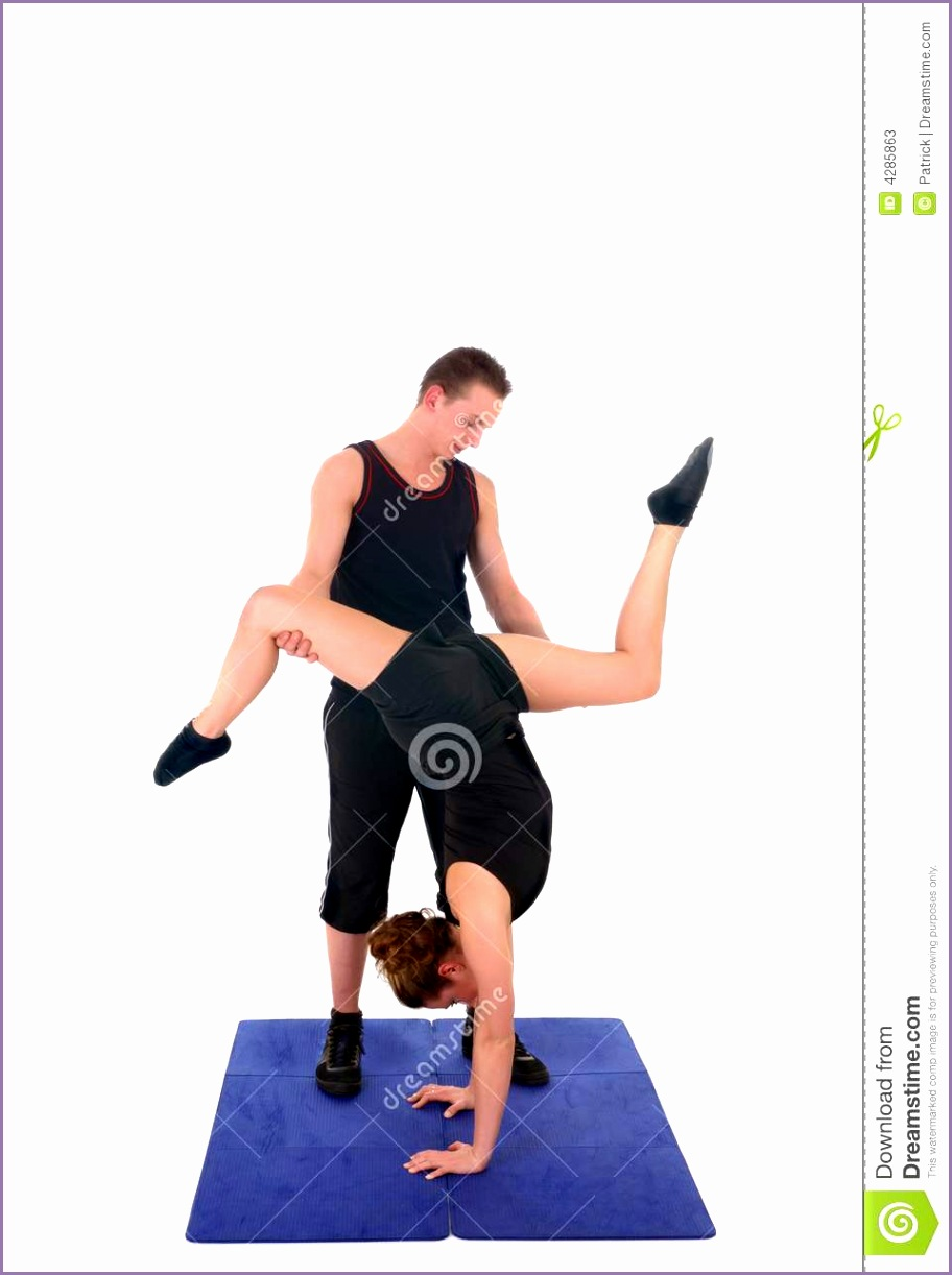 stock photos fitness couple image