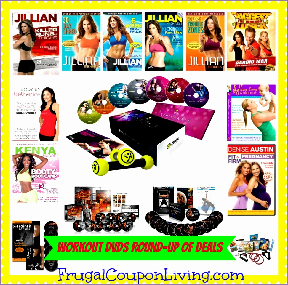 workout dvds round save jillian michaels biggest loser happy baby work zumba