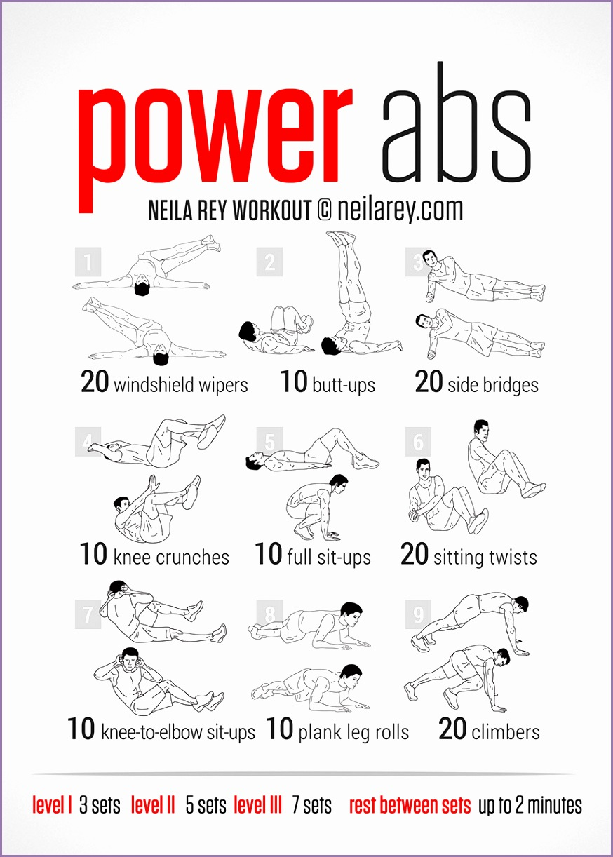 mens home workout routines without equipment