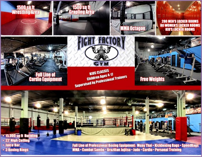 best mma gyms new york city top 10