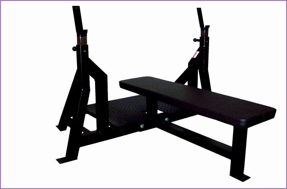 fitness gear pro olympic bench