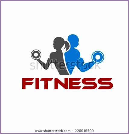 gym silhouette