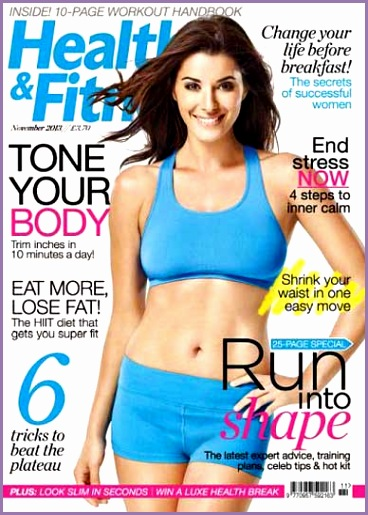 health magazine 2013