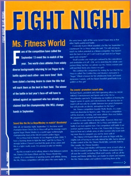 67 ms fitness magazine