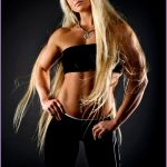 5  Fitness Model Female