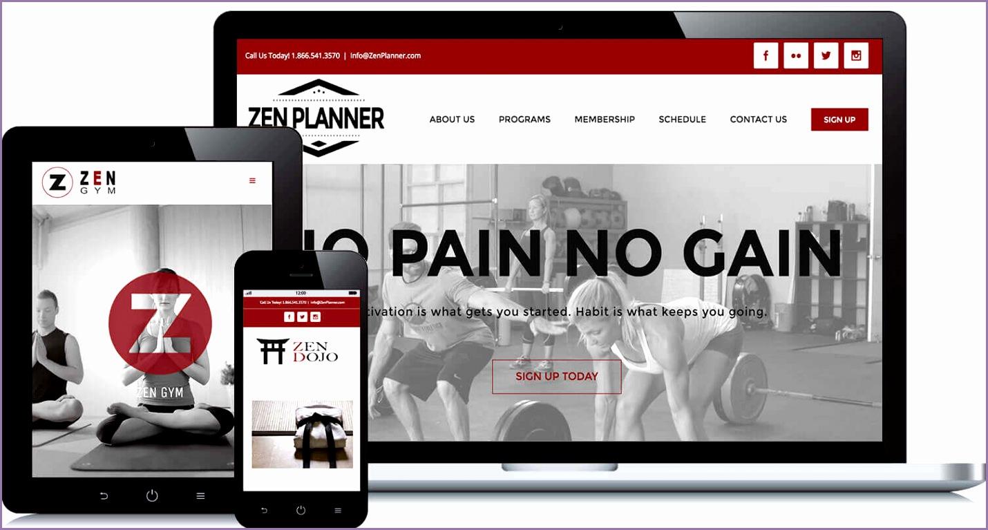 fitness websites launch