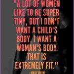 5 Fitness Woman Quotes