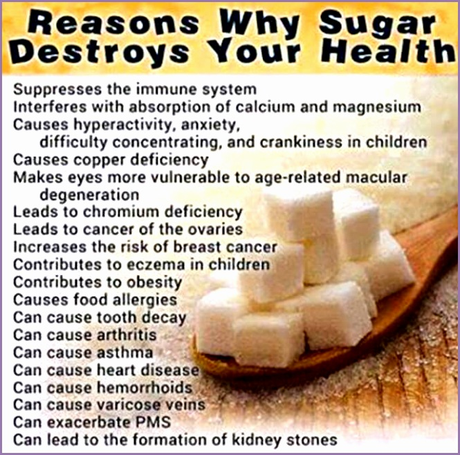 reasons why sugar destroys your health healthy fitness tips pm