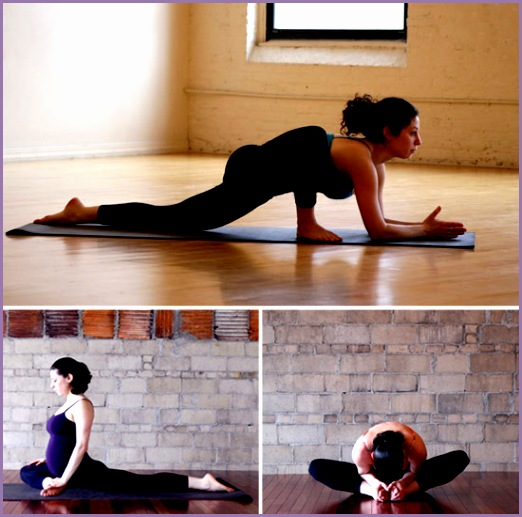 yoga exercises for hips