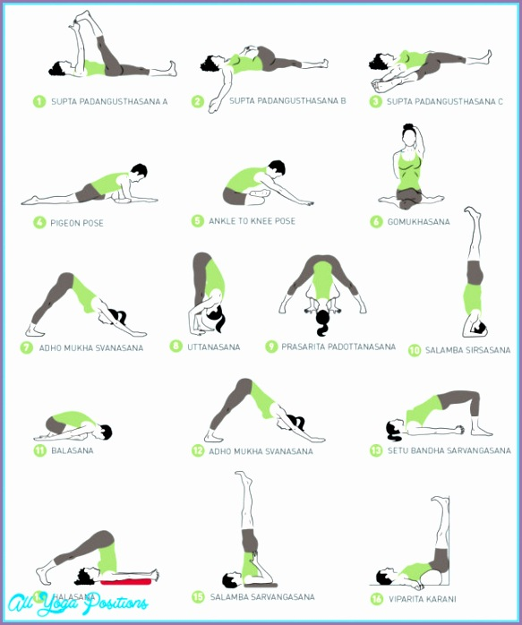 best hip opening yoga poses