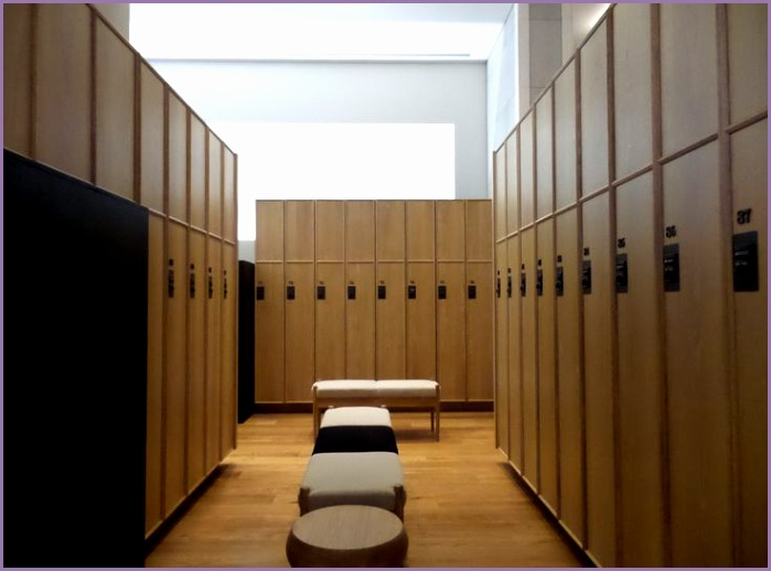 design changing room