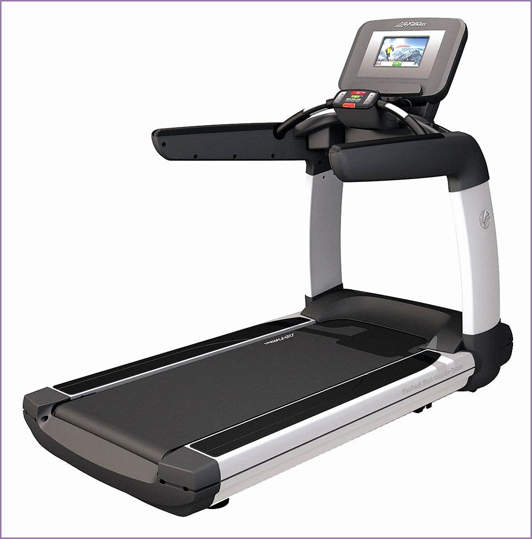 True Elliptical Company: 7 Life Fitness Treadmill 95ti