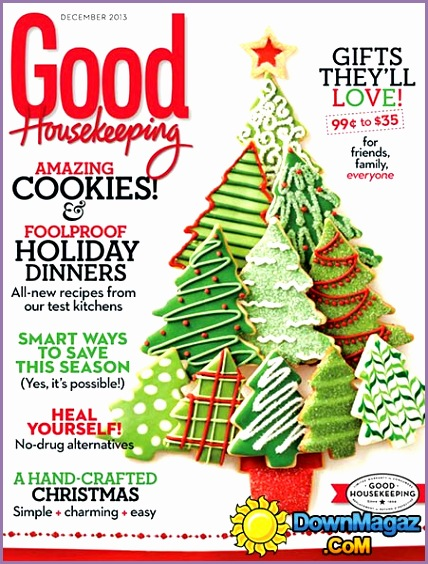 good housekeeping usa december 2013