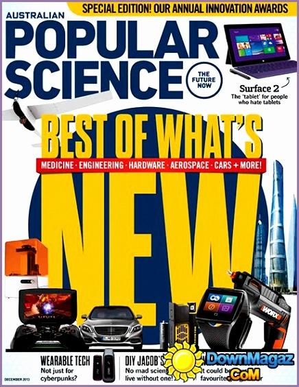 popular science australia december 2013