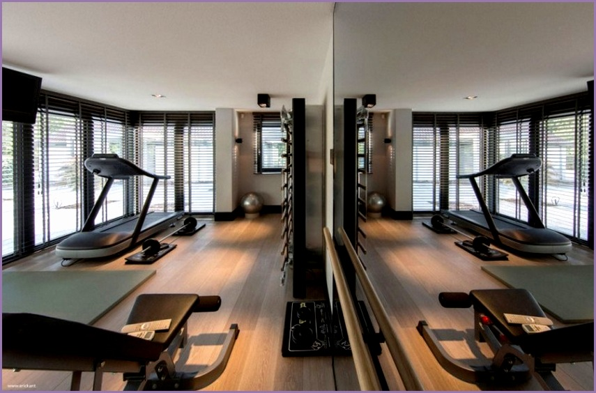 home fitness center interior design guidelines