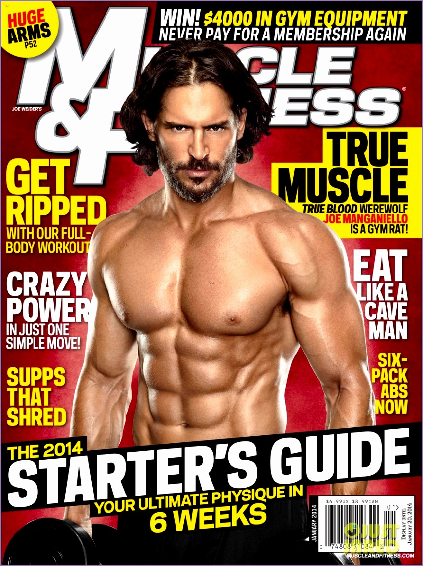 joe manganiello muscle fitness january 2014 a