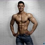 8 Natural Male Fitness Model