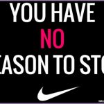 8 Nike Fitness Quotes
