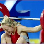 8 Olympic Weightlifting Wallpaper