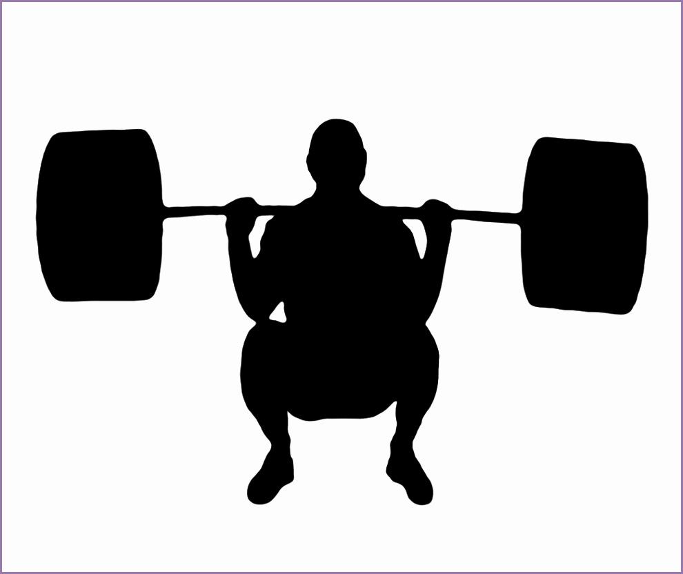 squat silhouettetml