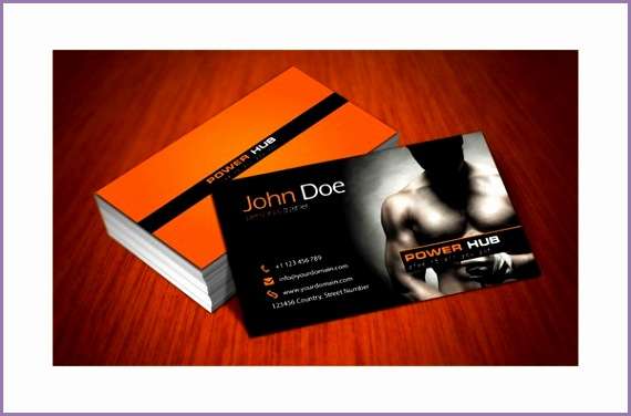 personal business card examples targergolden dragonco personal trainer business cards