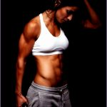 8 Physically Fit Women Abs