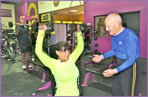 meet wally smith an 85 year old personal trainer