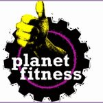 4 Planet Fitness Logo No Background