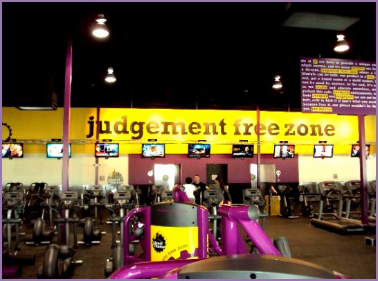 planet fitness removes squat racks from gym