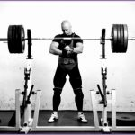 8 Powerlifting Background
