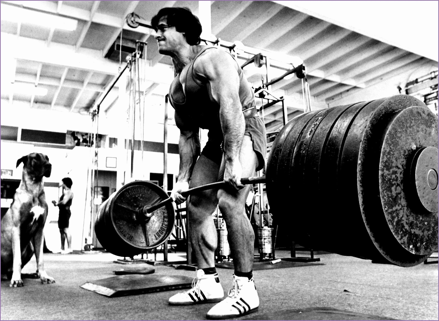 franco columbu top 10 training secrets