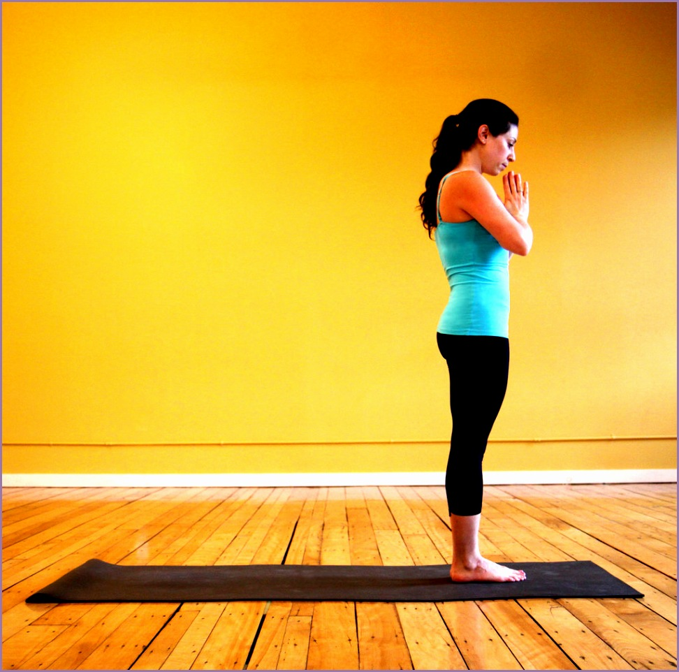 Yoga Poses Focus Relaxation
