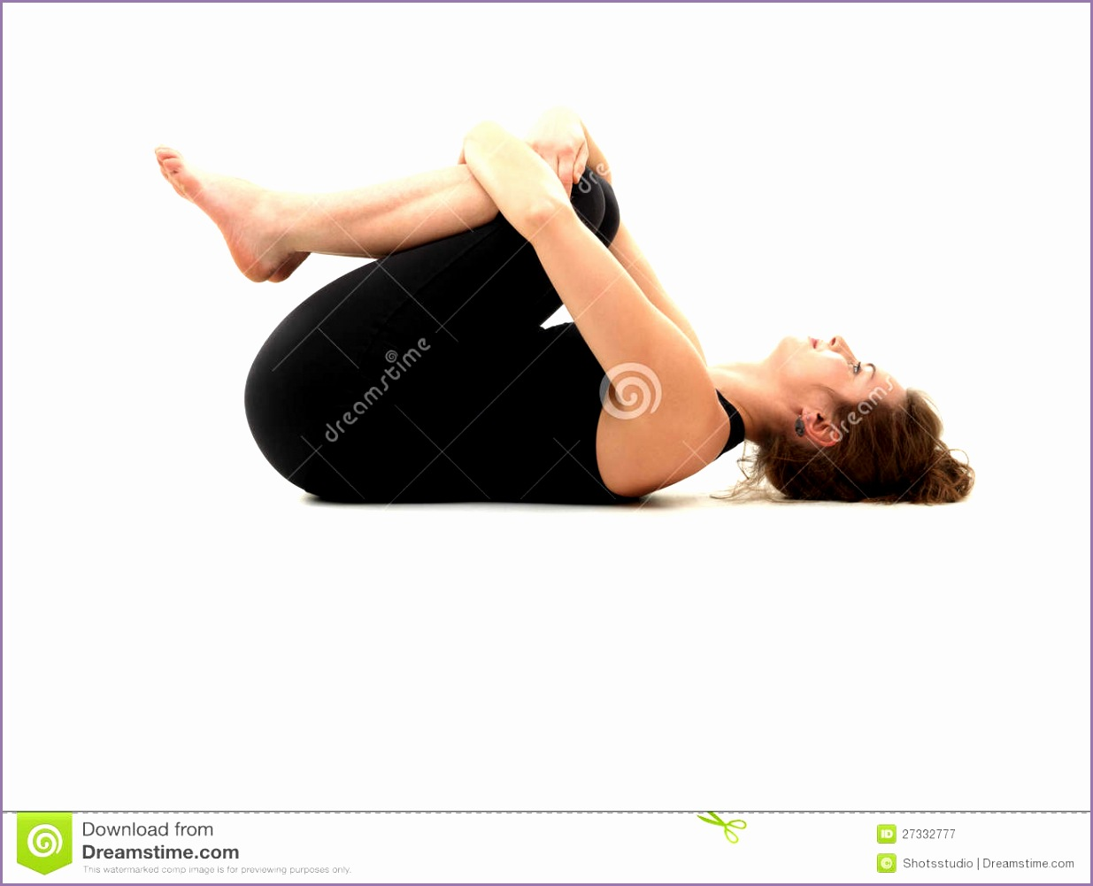royalty free stock photography relaxing yoga pose image