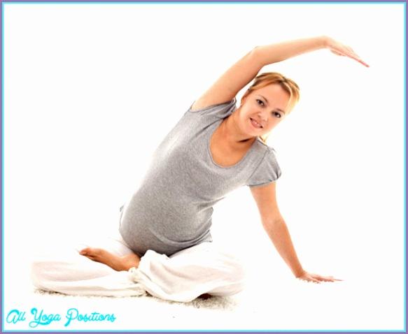 prenatal yoga relaxation poses