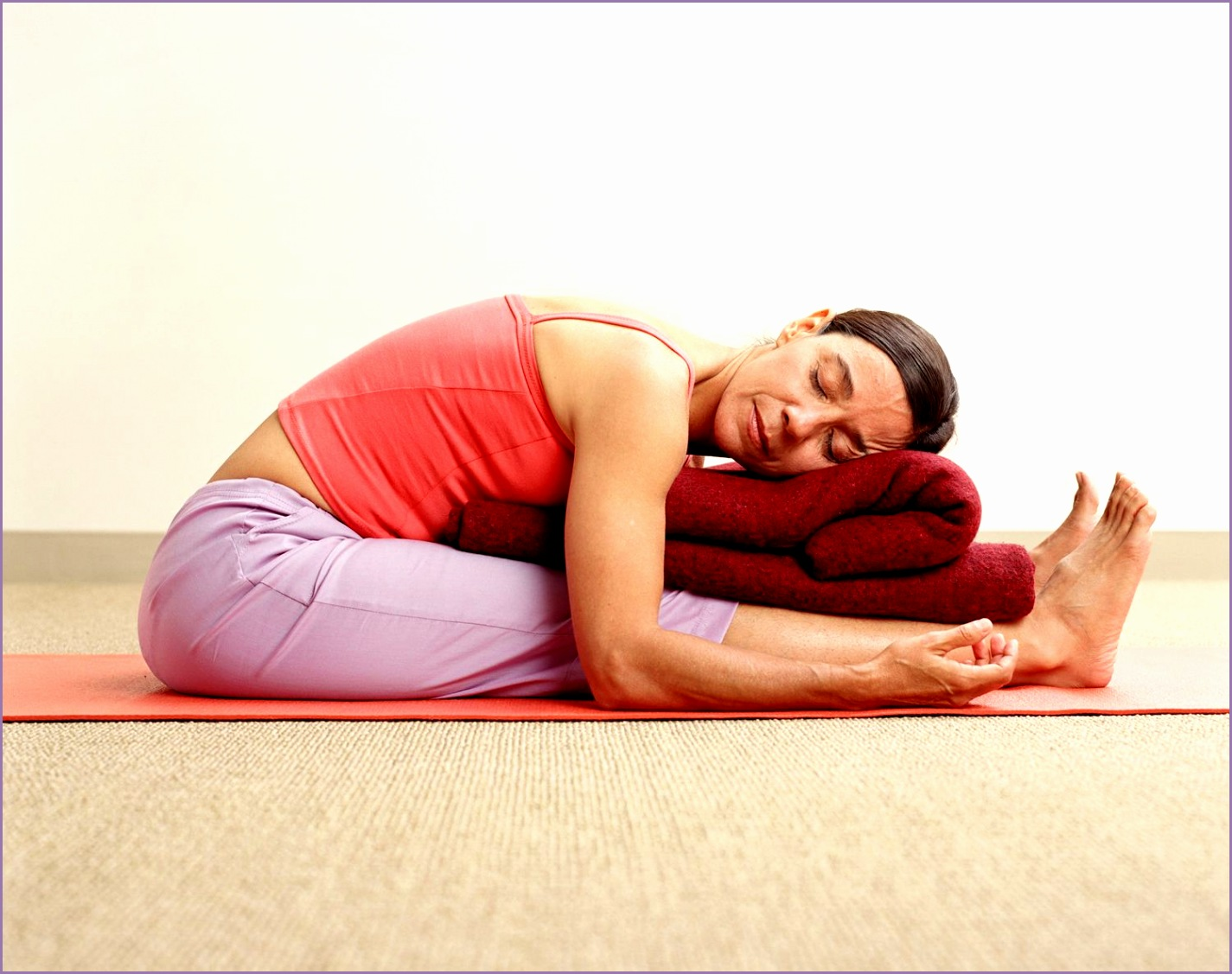 what is restorative yoga