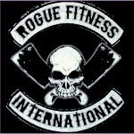 6 Rogue Fitness Logo Flag