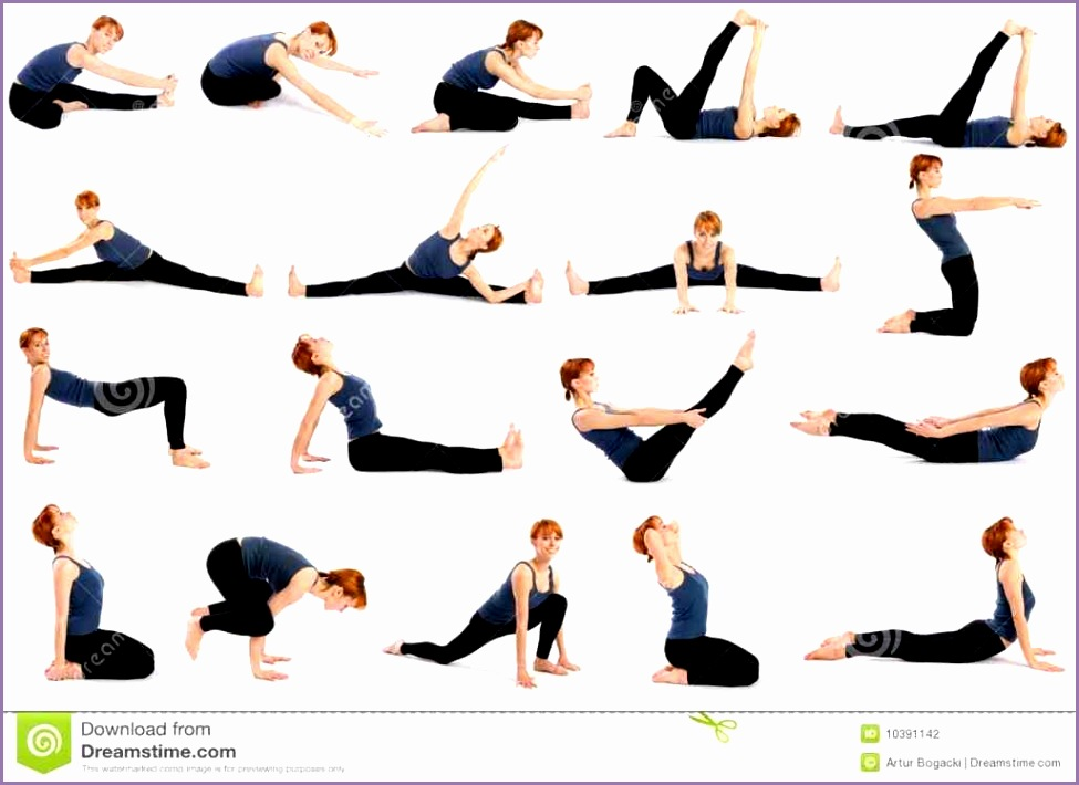 With Seated Best Chart Ideas Standing Yoga Poses And Names On