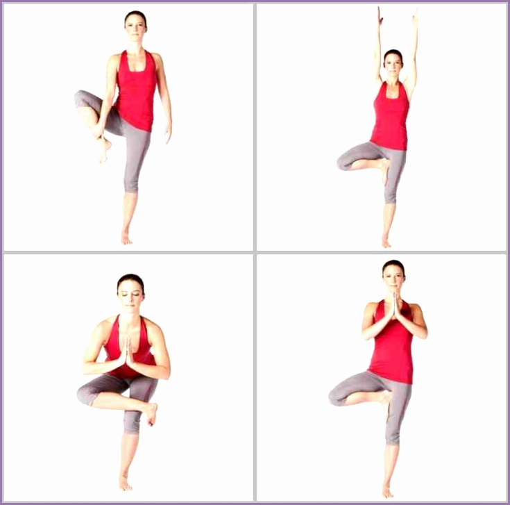 advanced standing yoga poses