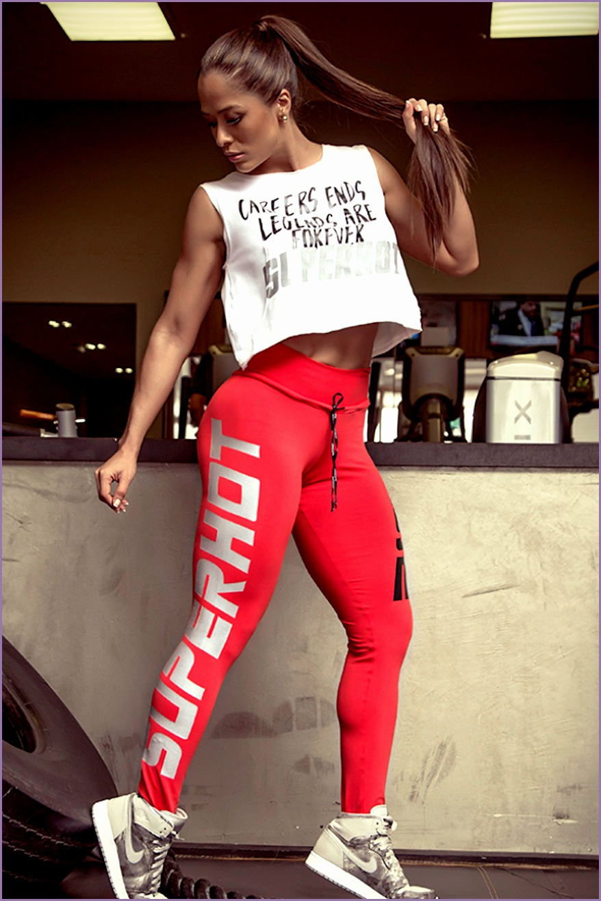 super hot make mark legging